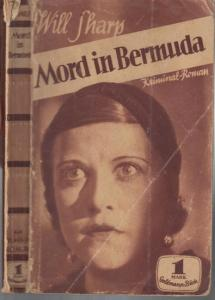Sharp, Will : Mord in Bermuda.