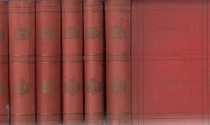 Casanova, Giacomo (Chevalier von Seingalt): Memoiren. Komplett in 6 Bänden.
