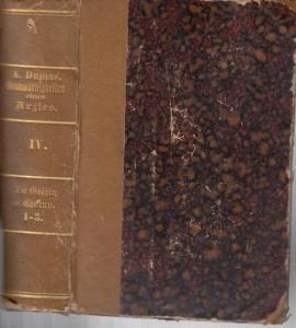 Dumas, Alexandre : Denkwürdigkeiten eines Arztes. Vierte Abtheilung. Die Gräfin von Charny. Erstes bis drittes / viertes bis sechstes / siebentes bis zehntes Bändchen in einem Band.