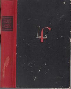 8°. Roter Original-Halbleinenband, stärker bestoßen und am Rücken etwas fleckig. 361 (2) Seiten mit einem Bildnis des Autors. Durchgehend ist das Papier etwas gebräunt, aber sauber. Außen befriedigend, innen gut erhalten.