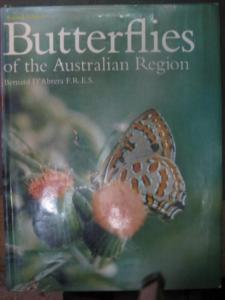 D´Abrera, Bernard: Butterflies of the Australian Region. (= Butterflies of the World, Volume 1)