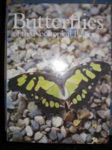 D´Abrera, Bernard: Butterflies of the Neotropical Region. Part IV Nymphalidae (Partim). (= Butterflies of the World, Volume 3)