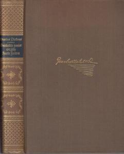 Phiz ( H. K. Browne ). - Dickens, Charles. - Hrsg. : Paul Herrmann. - Geschichte zweier Städte.