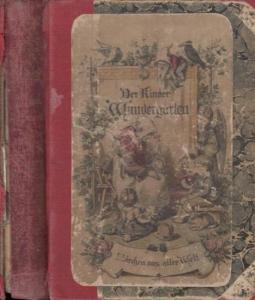 Hofmann, Friedrich (Hrsg.): Der Kinder Wundergarten. Märchen aus aller Welt.