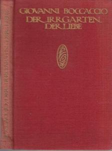 Boccaccio, Giovanni - Wolfgang Sorge (Hrsg.): Der Irrgarten der Liebe.