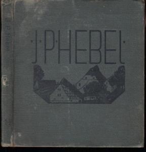 Hebel, J. P. ( Johann Peter ). - Bilder : C. O. Czeschka. - Erzählungen und Schwänke von J. P. Hebel. ( = Gerlach ' s Jugendbücherei . Band 14 ).