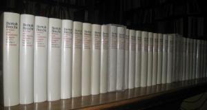 Brecht, Bertolt - Werner Hecht, Jan Knopf, Werner Mittenzwei, Klaus-Detlef Müller (Hrsg.): Bertolt Brecht - Werke. Komplett mit 30 Bänden in 32 Büchern plus Registerband.Große kommentierte Berliner und Frankfurter Ausgabe.
