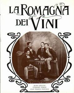 Dolcini, Alteo / Tommaso Simoni: La Romagna dei vini. Con la collab. di A. Fiore.