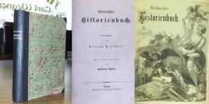 Hesekiel, Georg (Hrsg.): Berlinisches Historienbuch. Mit Illustrationen von Wilhelm Scholz.