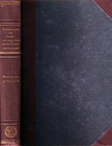 Gerichtswesen. - Ollendorf, Heinz (Bearb.) / Dersch, Hermann; Georg Flatow; Alfred Gerstel; Alfred Hueck; Hans Carl Nipperdey (Hrsg.): Entscheidungen des Reichsarbeitsgerichts und des Landesarbeitsgerichts : Generalregister zu Band 1 - 10 bearb. v. Heinz