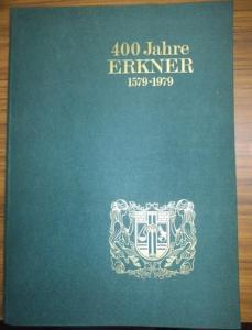 Erkner. - 400 Jahre Erkner 1579-1979.