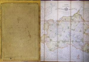 Engel, B. F.: Karte der Großherzogthümer Mecklenburg-Schwerin und Mecklenburg-Strelitz nebst anliegenden Ländern. Nach der Schmettau´schen Karte und unter Berücksichtigung eingetretener Veränderungen entworfen nach dem Maßstab 1:350000.