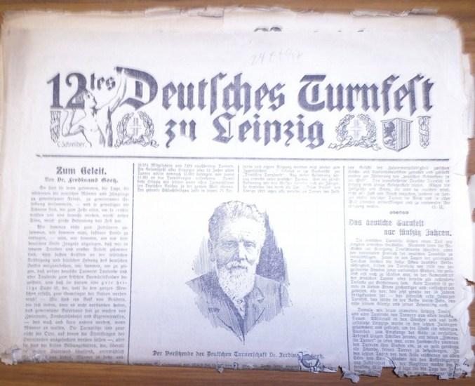 Zeitungen Leipzig