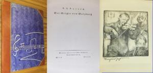 Bartsch, Rudolf Hans / Fritz Jäger: Der Geiger von Salzburg.