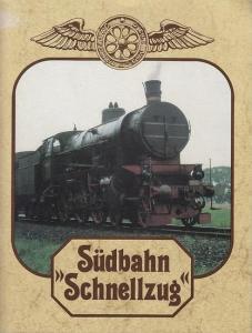 Teszar, Jozsef (Hrsg.): Südbahn Schnellzug.