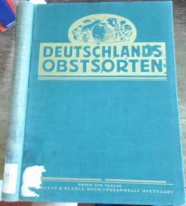 Müller, Johs. / Otto Bißmann (Bissmann) - Begründer // Walther Poenicke / Herm. Rosenthal / Otto Schindler und andere: Deutschlands Obstsorten. Band V. Kirschen.