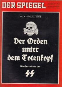 Augstein, Rudolf (Hrsg.) - Johannes K. Engel, Claus Jacobi (Red.): Der Spiegel - Das Deutsche Nachrichten-Magazin. 20. Jahrgang, Nr. 42 vom 10. Oktober 1966. Titelschlagzeile: Der Orden unter dem Totenkopf - Die Geschichte der SS. Neue Spiegel-Serie.