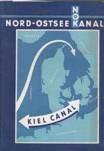 Arnold, Bruno Dr.(Red.) / Wolfgang Schmula (Text) / Hrsg. Wasser- und Schiffahrtsdirektion Kiel. - Nord - Ostsee - Kanal. Kiel Canal. Deutschland.