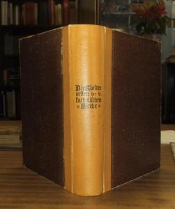 Brockhoff, D. E. L.: Die Klosterorden der hl. Katholischen Kirche. Ein Buch für das christliche Haus. Mit Erlaubnis der geistlichen Obrigkeit.