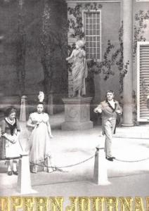 Opern Journal.- Deutsche Oper Berlin. Sellner, Gustav Rudolf (Hrsg.) - Thomas-M. Langner (Textred.) / Wilhelm Reinking (Bildred.): Opernjournal / Das Opern Journal - Spielzeit 1967/68 Nr. 9 Mai - Informationen-Bilder-Essays.
