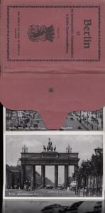 Berlin.- Berlin - 10 der hervorragendsten Originalaufnahmen in feinster Novobromausführung. Serie III