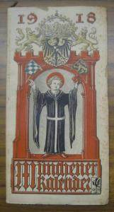 Münchner Kalender - Hupp, Otto: Münchener Kalender 1918.