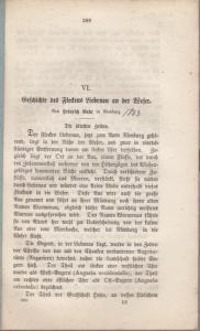 Liebenau. - Gade, Heinrich: Geschichte des Fleckens Liebenau an der Weser.