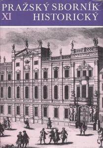Holec, Frantisek (Ed.): Prazsky Sbornik Historicky XI.