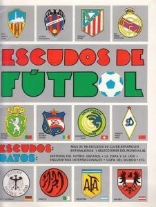 Herrero, Jesus (Red.): Escudos de Futbol.