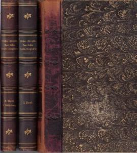 Nietzsche, Friedrich. - Elisabeth Förster - Nietzsche : Das Leben Friedrich Nietzsche ' s. Komplett mit 2 Bänden in 3 Büchern.