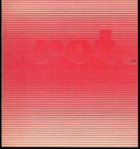 Moles, Abraham A.: - Max Bense, Elisabeth Walther (Hrsg.): erstes manifest der permutationellen Kunst. (= rot - Texte 8).