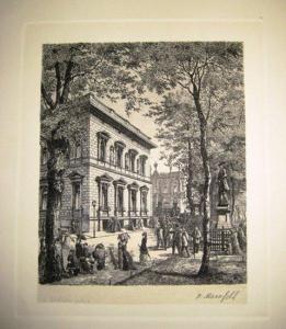Mannfeld, Bernhard: Berlin. Wilhelmplatz.