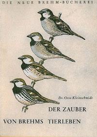 Kleinschmidt, Otto Der Zauber von Brehms Tierleben, 2. Auflage, (Neue Brehm-Bücherei, Heft 20)