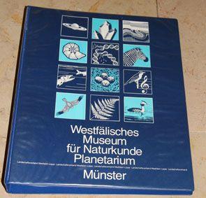 Westfälisches Museum für Naturkunde Westfälisches Museum für Naturkunde Planetarium (Umfangreiches Informationsmaterial zur Ausstellung)