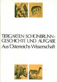 Fiedler, Walter Tiergarten Schönbrunn, Geschichte und Aufgabe
