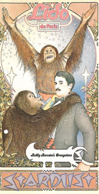 Lido de Paris. Stardust. Bobby Beronsini´s Orangutans Program