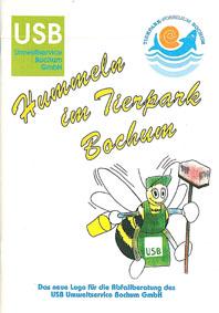Tierpark Bochum Hummeln im Tierpark Bochum