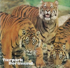 Tierpark Dortmund Zooführer (Tiger)