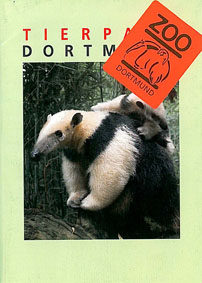 Zoo Dortmund Faltplan (Tamanduas)/Poster (Tiger)