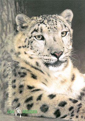 Zoo Dresden Jahresbericht 2004