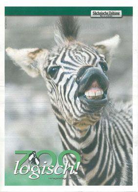 Zoo Dresden Zoologisch! Juni 2012 - Zeitungsbeilage des Zoos Dresden in Zusammenarbeit mit der Sächsischen Zeitung
