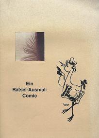 "Tierpark Görlitz Rätsel-Ausmal-Comic ""Alpen"""
