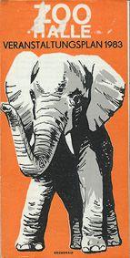 Zoo Halle Veranstaltungsplan (Elefant)