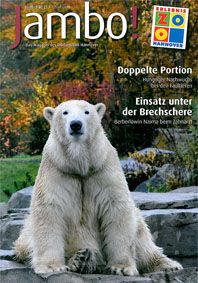 Zoo Hannover Jambo!, das Magazin des Erlebnis-Zoo Hannover, Herbst 2011