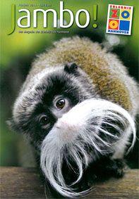 Zoo Hannover Jambo!, das Magazin des Erlebnis-Zoo Hannover, Frühjahr 2014