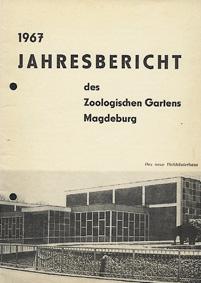 Zoo Magdeburg Jahresbericht (8) 1967