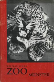 Zoo Münster Zooführer (Leopard)