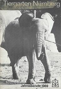 Tiergarten Nürnberg Jahresbericht 1969