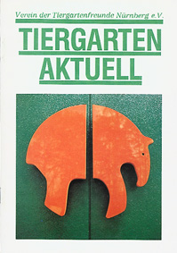 Tiergarten Nürnberg Tiergarten Aktuell Jg 2 / H 1