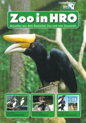 Zoo Rostock Zoo in HRO, Aktuelles aus dem Rostocker Zoo und vom Zooverein 2/2014